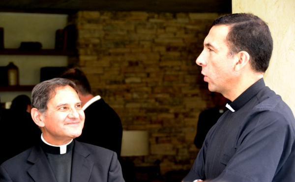 Det Hellige Kors' præstselskab