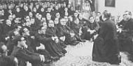 70 Jahre Priestergesellschaft vom Hl. Kreuz