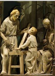 Dans l'atelier de Joseph