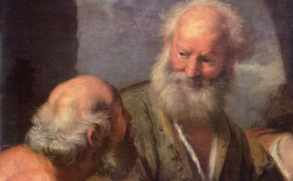 Opus Dei - Ejemplos de fe (VII): San Pedro y el camino de la fe