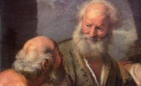Ejemplos de fe (VII): San Pedro y el camino de la fe