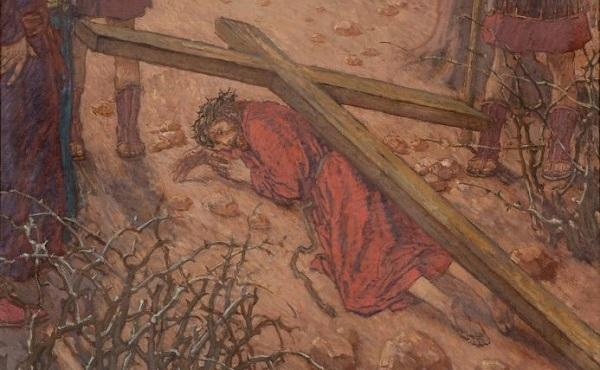 Opus Dei - Nabożeństwo Drogi Krzyżowej