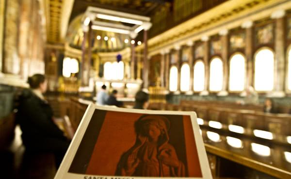 Opus Dei - Prelaatskerk van het Opus Dei te Rome