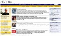 Stara wersja strony opusdei.pl, funkcjonująca od roku 2000 do marca 2006