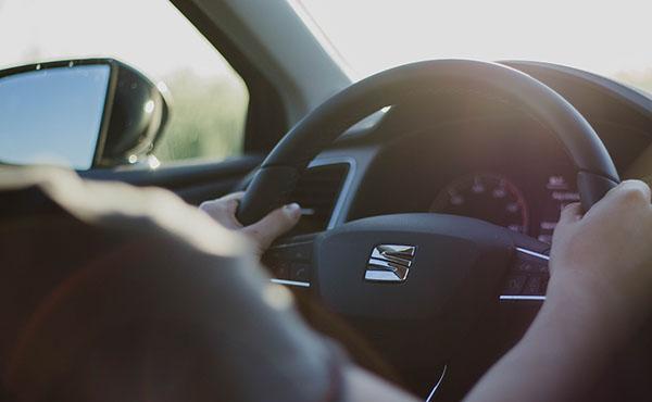 En el coche no me falla nunca