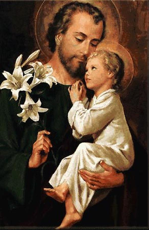 تعلم من القديس يوسف