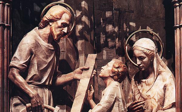 Opus Dei - 28. Februar 2021 - Fünfter Sonntag des heiligen Josef