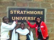 Entretien avec Florence Oloo, Vice-recteur de Strathmore University. Nairobi, Kenya
