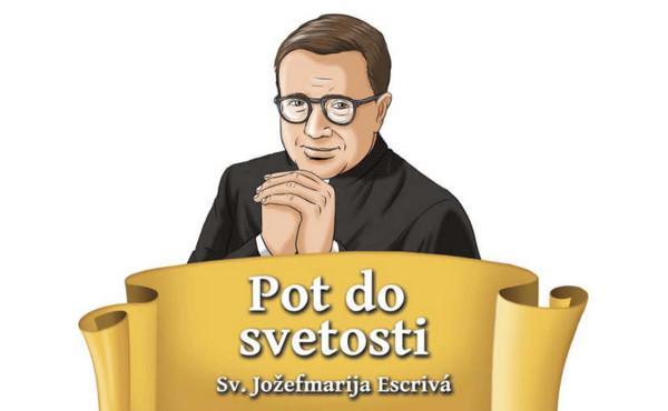 Strip o sv. Jožefmariju