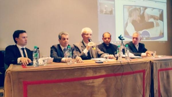 Opus Dei - Encuentro de religiones para reflexionar sobre la Laudato Sii
