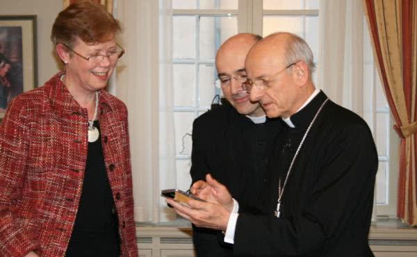 Pastoralreise des Prälaten des Opus Dei nach Schweden