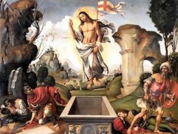 Sur les traces du Ressuscité