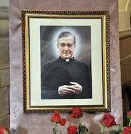 Slavnostní mše ke cti sv. Josemaríi Escrivá