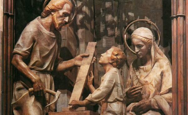 Opus Dei - W święto św. Józefa