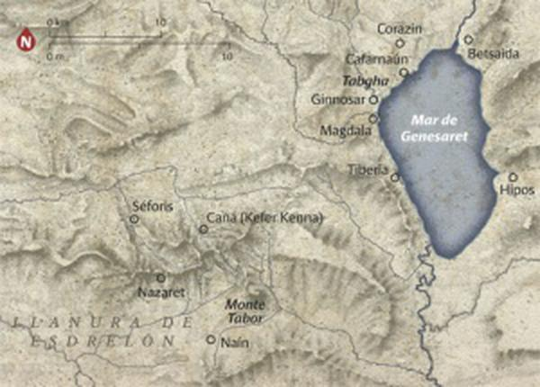 Mont Thabor: basilique de la Transfiguration