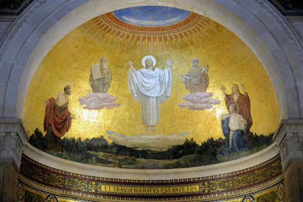 Monte Tabor: basílica de la Transfiguración