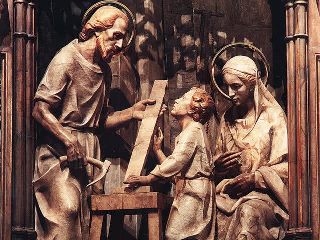 Opus Dei - Sedem nedieľ k sv. Jozefovi