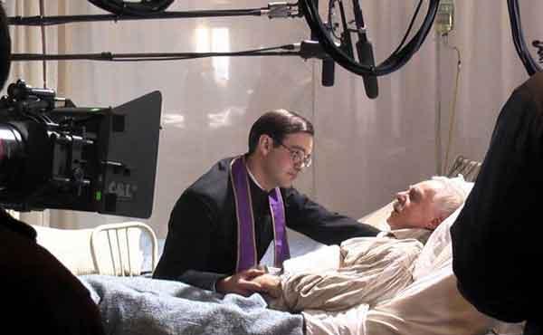 Acteur over menselijke kant heilige Jozefmaria