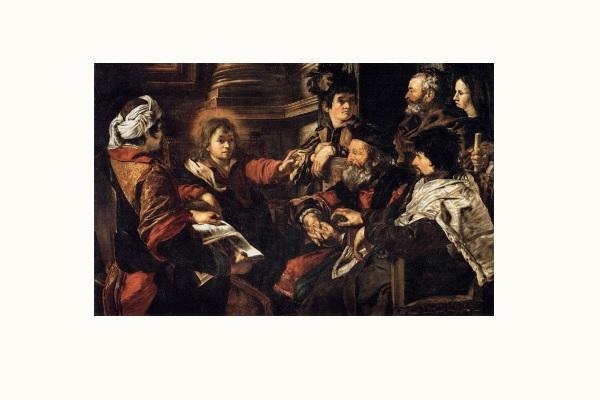 Život Panny Márie (XII): Ježiš medzi učiteľmi