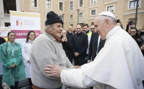"""Opus Dei - """"Tendi la tua mano al povero"""""""
