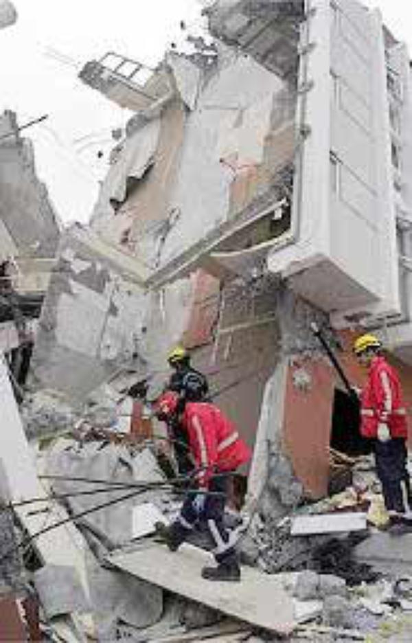 Terremoto en Chile: la hora de la caridad