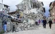 Vyjádření preláta k zemětřesení v centru Itálie