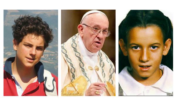Opus Dei - Alexia nos ajuda a descobrir o rosto sempre jovem de Cristo