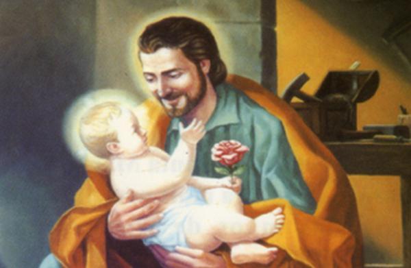 A învăţa de la Sfântul Iosif
