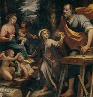 In het huis te Nazareth
