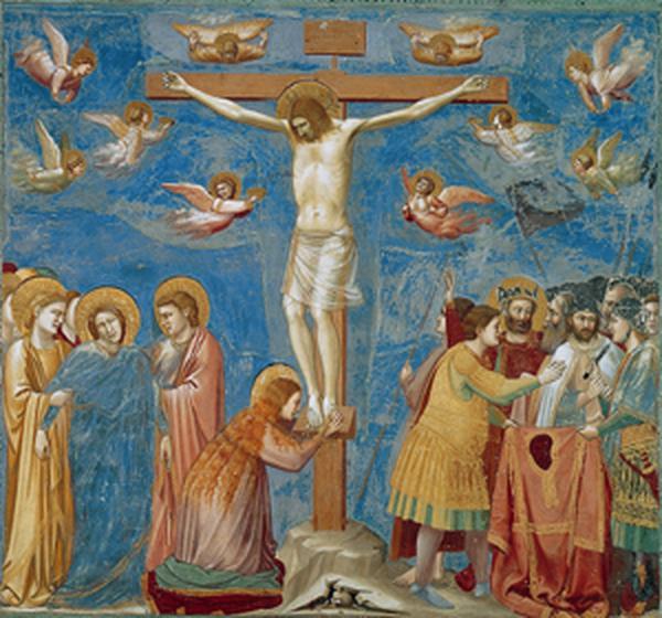 La mort sur la croix