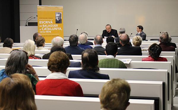 Mons. Jaume Pujol destaca l'amor de sant Josepmaria per la Mare de Déu