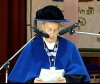 Msgr. Xavier Echeverria, Chancellor of Strathmore University