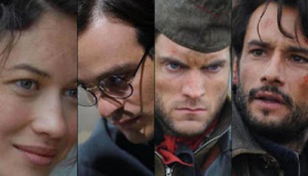 """Handelt es sich bei """"There be dragons"""" um einen historischen Film?"""