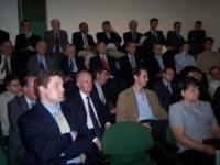 A seminar at the Thomas More Institute