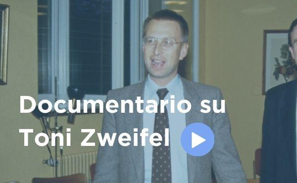 Toni Zweifel, un documentario della RSI
