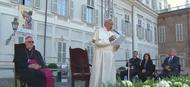 Il Papa a Torino