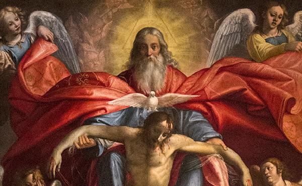 "Hymn ""Triságium  angélicum"""