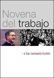 Novena a san Josemaría sobre el trabajo