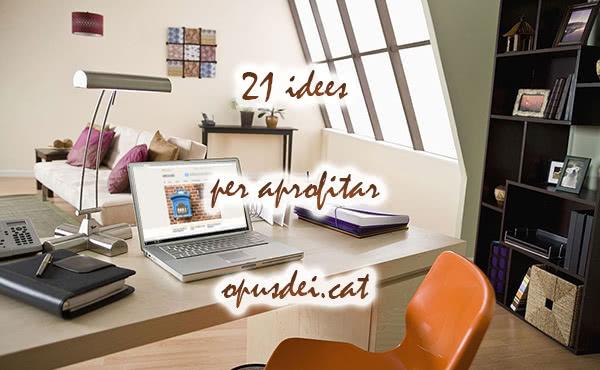 Opus Dei - 21 idees per aprofitar la web de l'Opus Dei