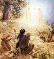 A transfiguração do Senhor 2