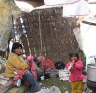 Erdbebenhilfe in Peru