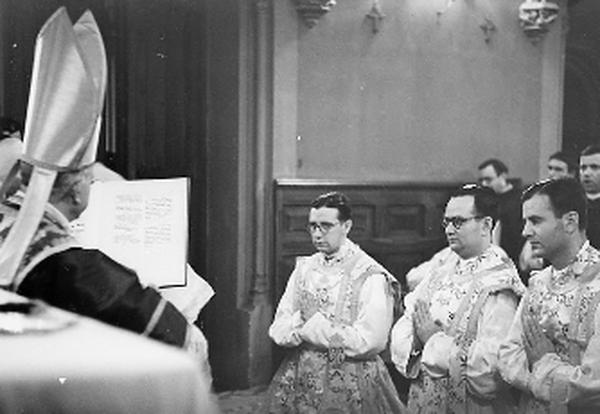 Première ordination sacerdotale de fidèles de l'Opus Dei