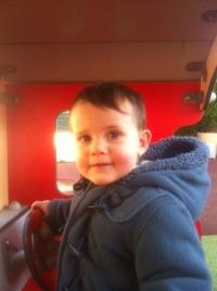 Mon fils Tristan