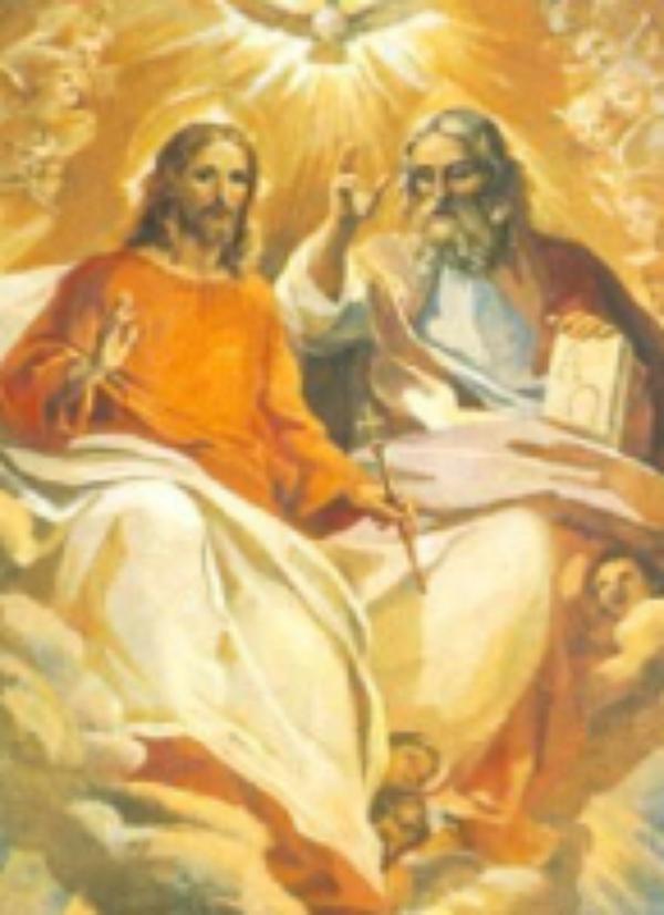 Papieskie rozważanie o Trójcy Świętej