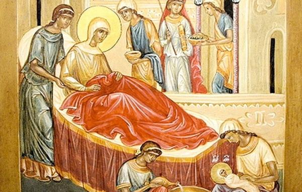 Life of Mary (II): Birth of Mary