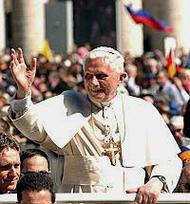 O Papa explica a decisão de chamar-se Bento