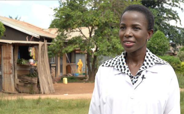 Opus Dei - Irene Kyamummi, Prémio Harambee Promoção e Igualdade da Mulher Africana