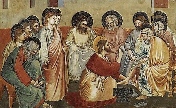 Opus Dei - Komentarz do Ewangelii: «Do końca ich umiłował»
