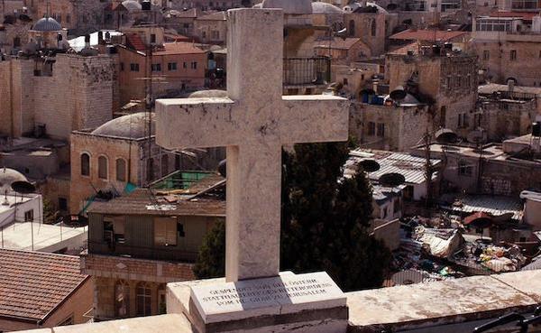 Opus Dei - Un aiuto per la Chiesa in Terra Santa