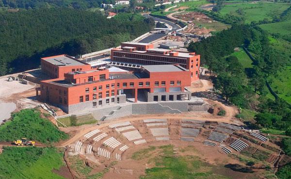 Nuevas instalaciones de la Universidad del Istmo